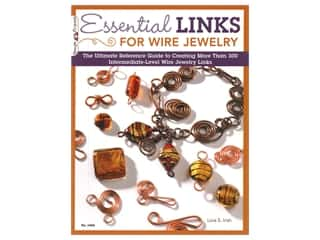 books & patterns: Design Originals Essential Links Wire Jewelry Book