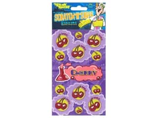 Just For Laughs Sticker Scratch N Sniff Cherry