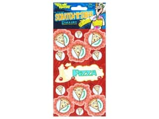 Just For Laughs Sticker Scratch N Sniff Pizza