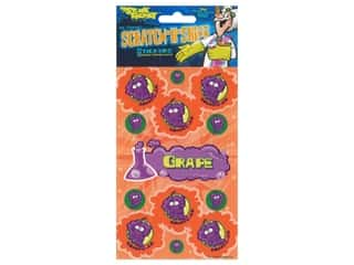 Just For Laughs Scratch-n-Sniff Stickers - Grape