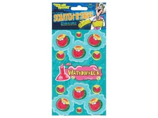 Just For Laughs Scratch-n-Sniff Stickers - Watermelon