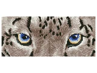 Diamond Dotz Facet Art Kit Intermediate Snow Leopard Spy