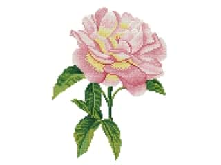 Diamond Dotz Facet Art Kit Intermediate Pink Rose