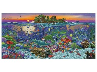 Diamond Dotz Facet Art Kit Advanced Coral Reef Island