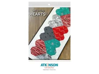 Atkinson Designs Let's Play Hearts Pattern