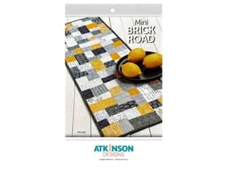 Atkinson Designs Mini Brick Road Pattern