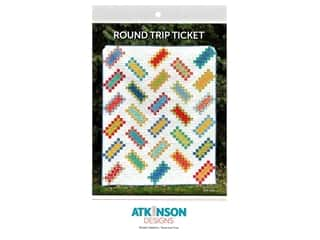 Atkinson Designs Round Trip Ticket Pattern