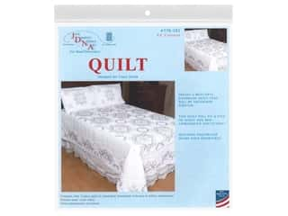 yarn & needlework: Jack Dempsey Quilt Full/Queen 2 Piece XX Colonial