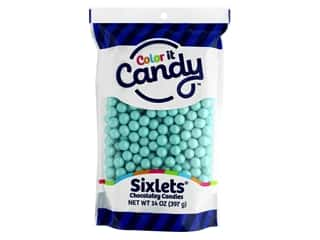 Color it Candy Sixlets - Shimmer Blue 14 oz.