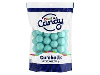 Color it Candy Gumballs - Shimmer Blue 14 oz.