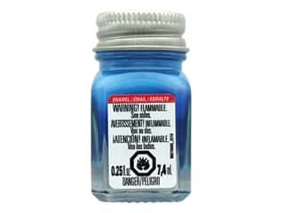 craft & hobbies: Testors Enamel Paint Gloss Dark Blue .25oz