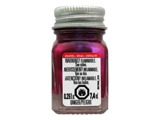 craft & hobbies: Testors Enamel Paint Gloss Hot Pink .25oz