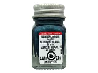 craft & hobbies: Testors Enamel Paint Gloss Teal .25oz