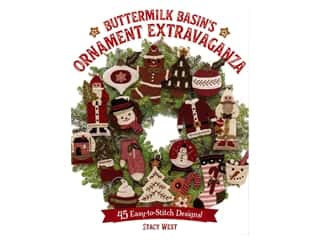 books & patterns: That Patchwork Place Buttermilk Basin's Ornament Extravaganza Book