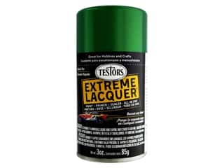 craft & hobbies: Testors Extreme Lacquer Spray Mystic Emerald 3oz