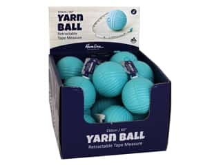 Tacony Tape Measure Retractable Yarn Ball 15 pc.
