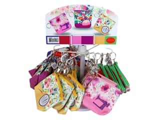 Tacony Purse With Key Ring Assortment 30 pc.