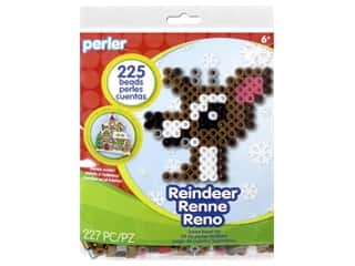 projects & kits: Perler Fused Bead Kit Trial Reindeer