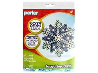 Perler Fused Bead Kit Trial Snowflake