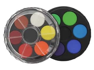 Art Advantage Watercolor Paint Compact - 12 Colors