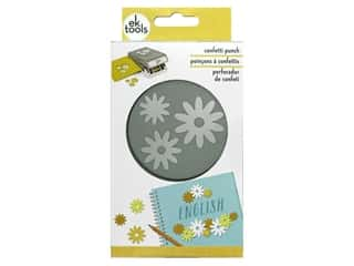 EK Tools Confetti Punch - Double Daisy