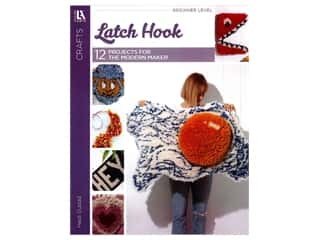 Leisure Arts Latch Hook Book