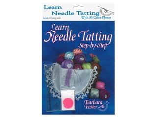 Handy Hands Books Learn Needle Tatting Step-By Step Starter Set & Book