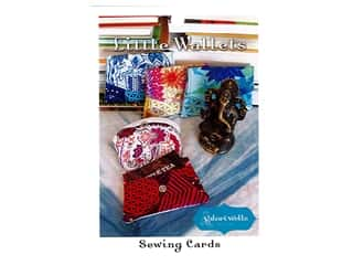 Stitchin' Post Little Wallets Sewing Card Pattern