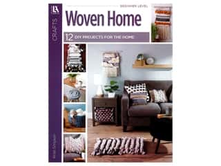 books & patterns: Leisure Arts Woven Home Book