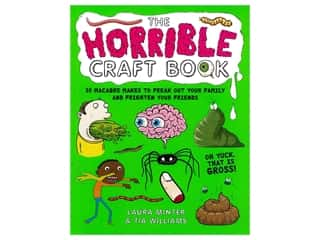 books & patterns: Guild of Master Craftsman The Horrible Craft Book