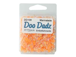 craft & hobbies: Buttons Galore Embellishments DooDadz Marmalade