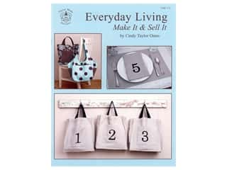 Taylor Made Everyday Living Make It & Sell It Book
