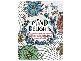 Harvest House Mind Delights Puzzles & Activities Book