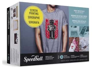 Speedball Screen Printing Ultimate Diazo Fabric Kit