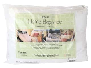 Fairfield Pillow Home Elegance Box Edge 20 in. x 28 in. (4 pieces)