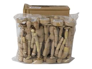 "Art Advantage Mannequin 4.5"" Male 20pc"