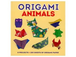 Dover Publications Origami Animals Book