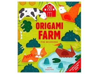 Dover Publications Origami Farm For Beginners Book