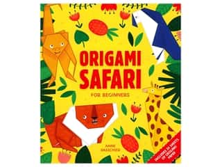 Dover Publications Origami Safari For Beginners Book