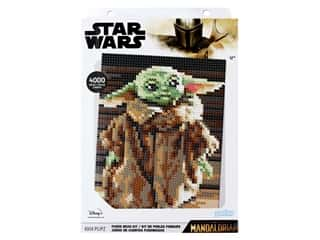 beading & jewelry making supplies: Perler Fused Bead Kit Box Deluxe Star Wars The Child