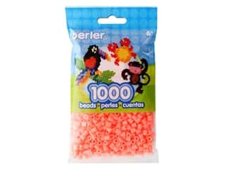 Perler Fused Bead Bag Blush 1000 pc