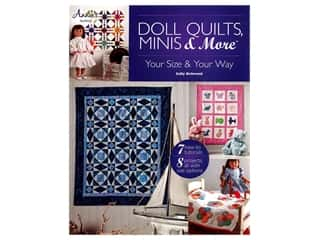 Annie's Doll Quilts Minis & More Book