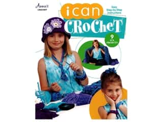 Annie's I Can Crochet Book