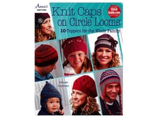 Knit Caps on Circle Looms Book