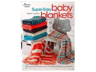 Super-Easy Baby Blankets Book