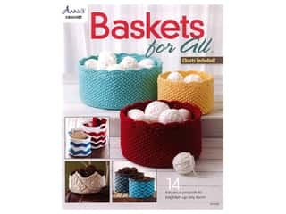 books & patterns: Baskets for All Book