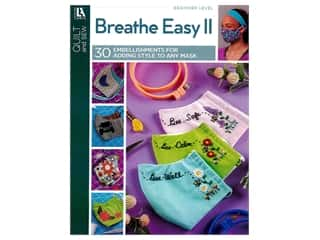 books & patterns: Leisure Arts Breathe Easy ll Book