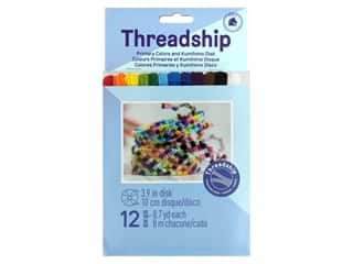 Threadship Kumihimo Kit Primary