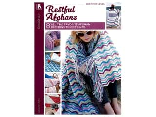 Restful Afghans Crochet Book