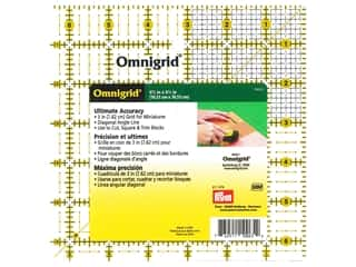 Omnigrid Ruler 6 1/2 x 6 1/2 in.
